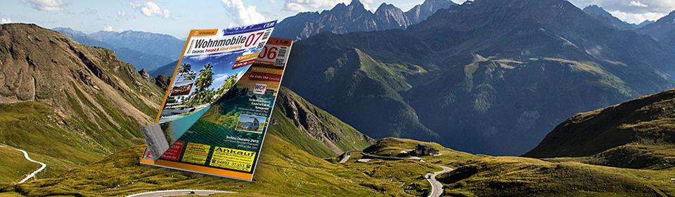 Ihr Magazin rund um Freizeit, Reisen, Caravaning uvm.